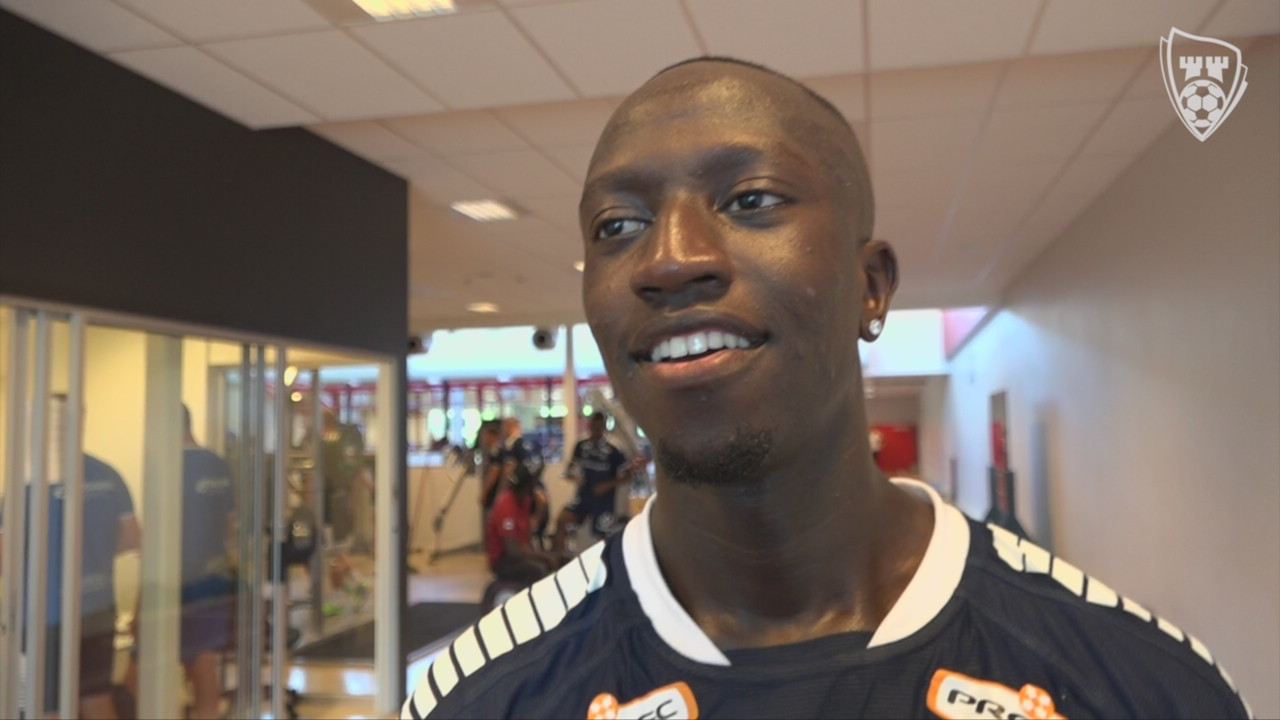 Sully Bojang klar for Sarpsborg 08